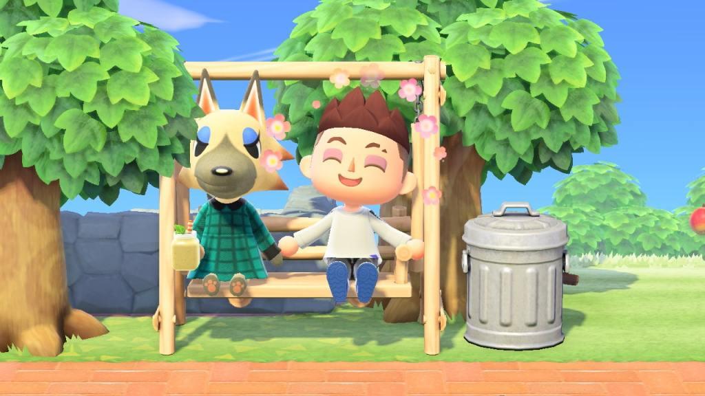 Animal Crossing Vivian