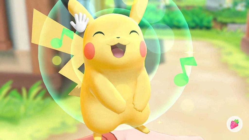 Pokemon game for kids