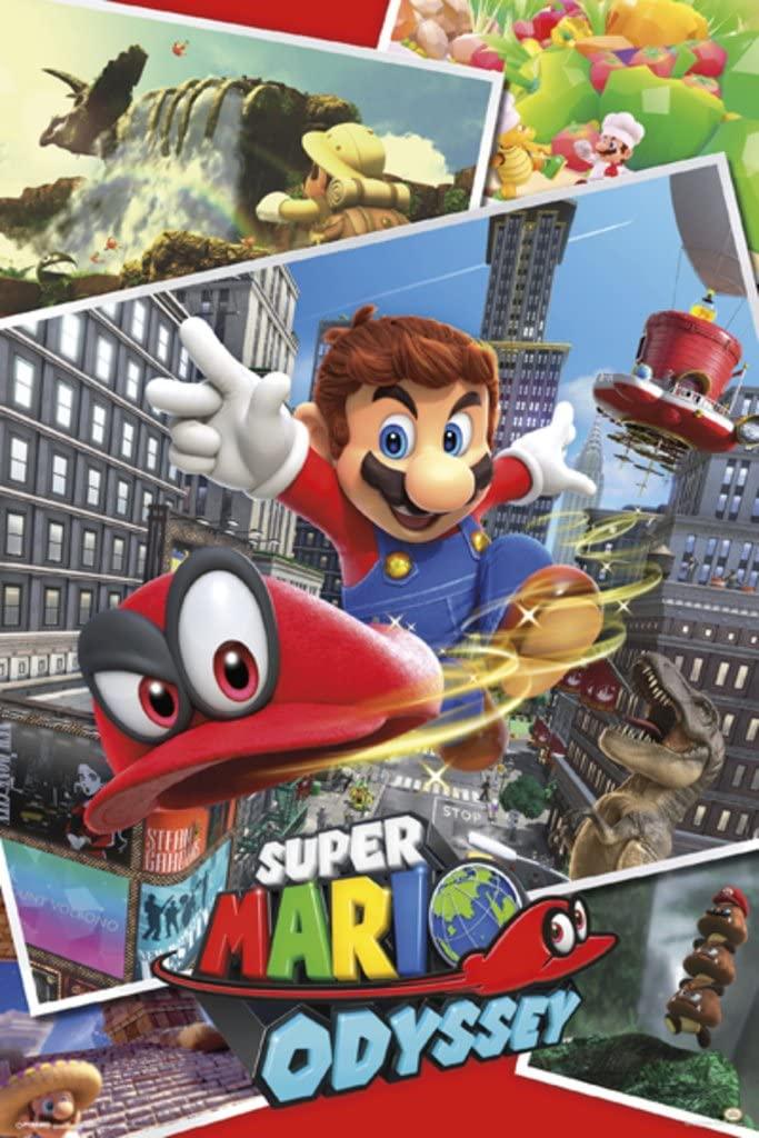 Mario Odyssey Guide