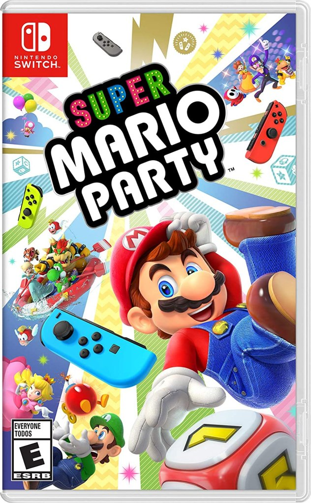 Games to play with friends on the Nintendo Switch