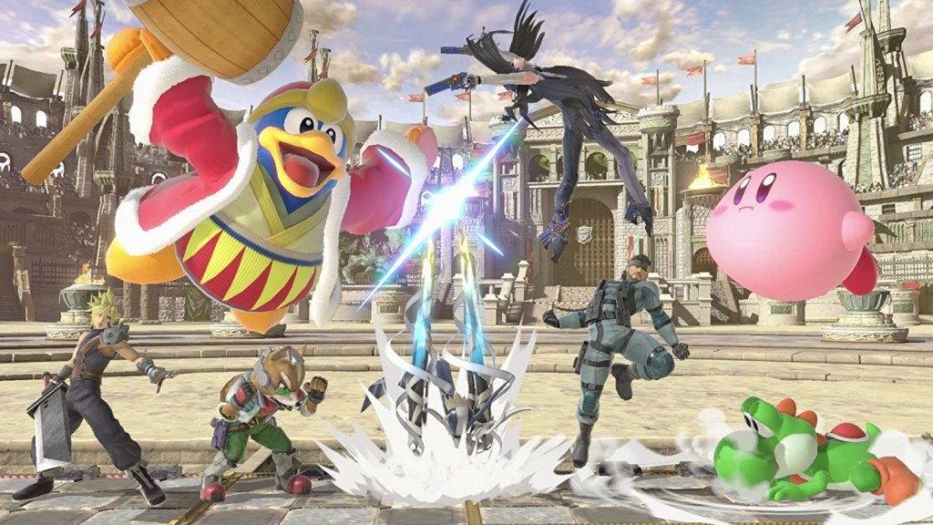 Nintendo Switch multiplayer games