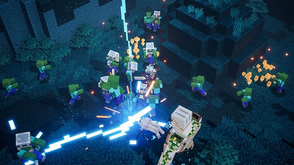 Minecraft Dungeon Crawlers