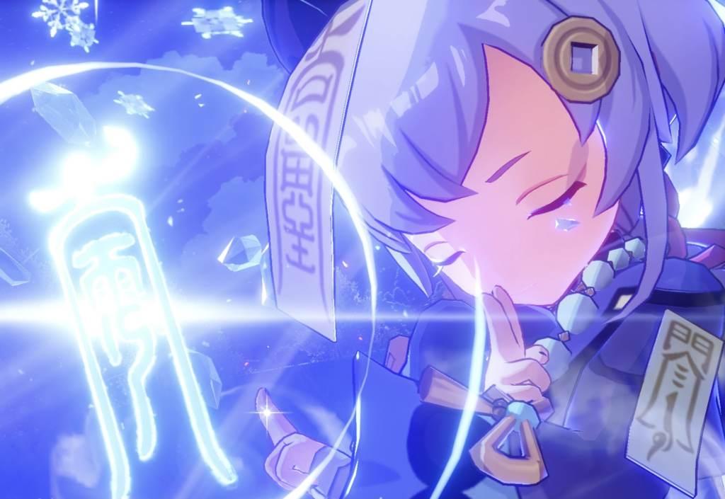 QiQi Elemental Burst