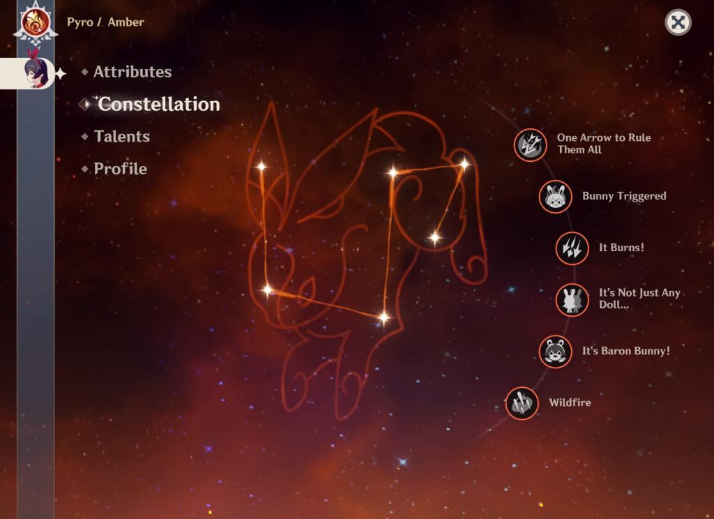 best way to build amber in genshin impact